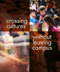 crossing cultures on campus