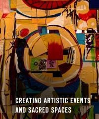 creating artistic events