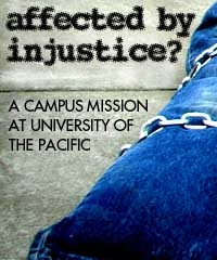 Affected by injustice