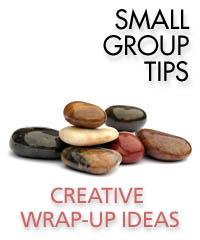 Creative wrap-up ideas