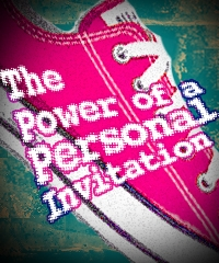 SP - personal invitation