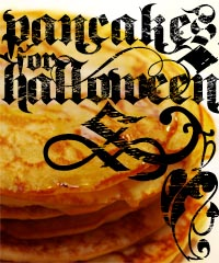 SP - Pancakes for Halloween