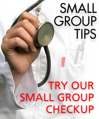 try our small-group checkup