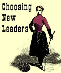 Choosing new leaders