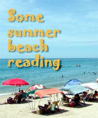 Some summer beach reading