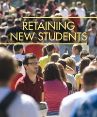 Retaining new students