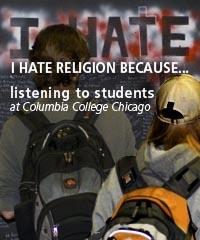 I hate religion