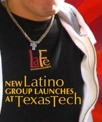 Latinos at Texas Tech