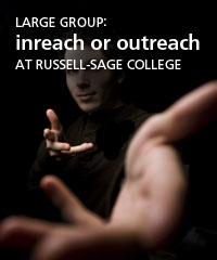 inreach or outreach