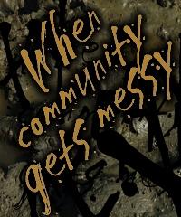 messy community