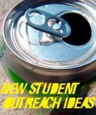 New Student Outreach ideas