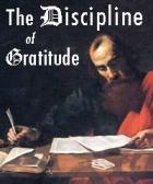 discipline of gratitude