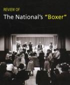 The National's Boxer
