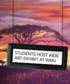 aids art exhibit