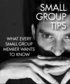 What every small group member wants to know